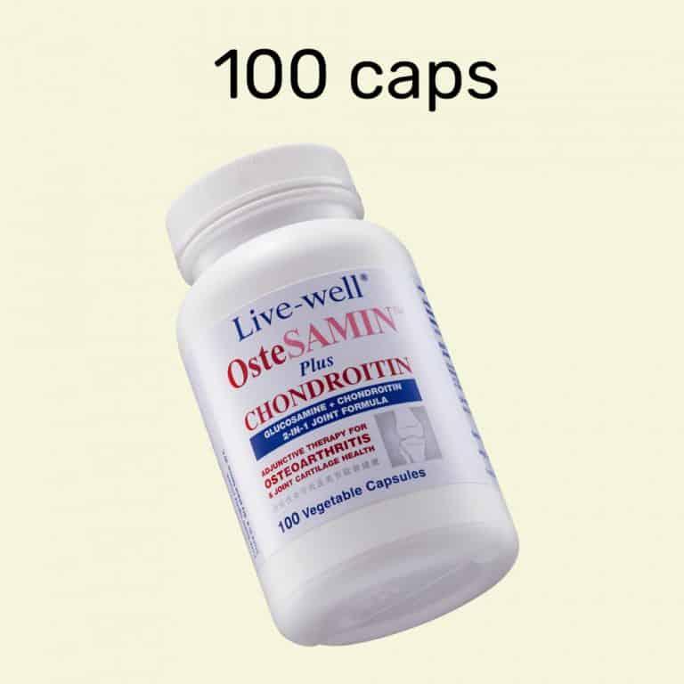 100 capsules