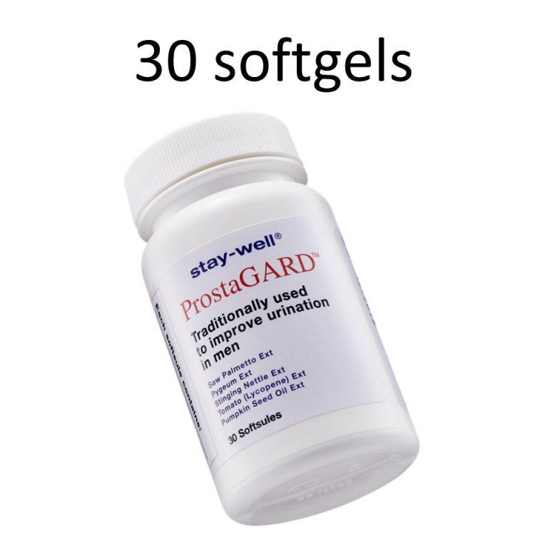 30 softgels