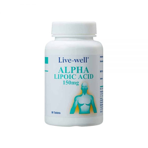 Alpha Lipoic Acid featured health products