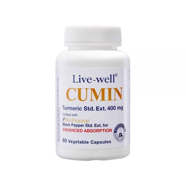 Cumin featured health product