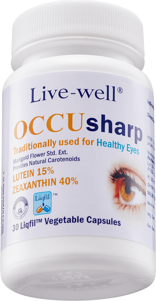 Live-well Occusharp